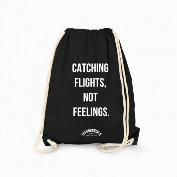 Turnbeutel CATCHING FLIGHTS