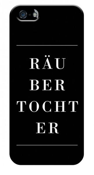 Handyhülle RAEUBERTOCHTER BLACK