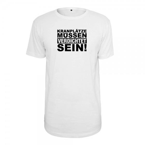 Shirt KRANPLÄTZE Männer