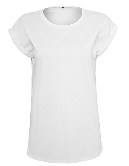 FRAUEN Shirt Weiß - Eigenes Design