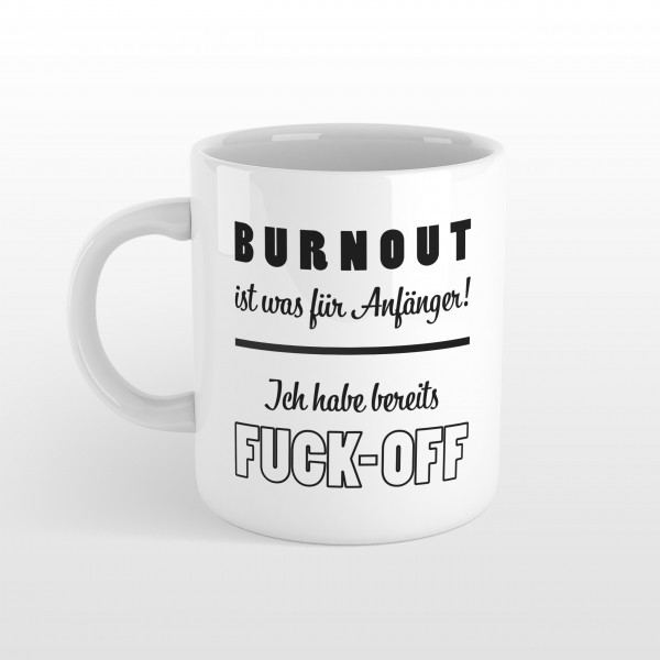 Tasse BURNOUT