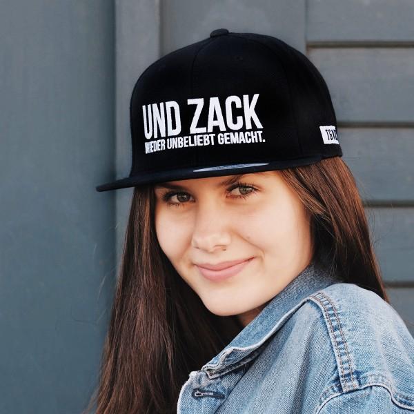 """Snapback """"ZACK UNBELIEBT"""""""