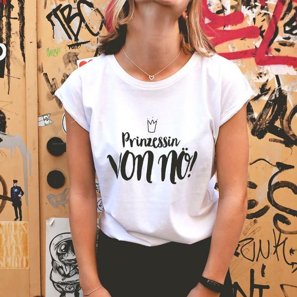 """Shirt """"PRINZESSIN VON NÖ"""""""