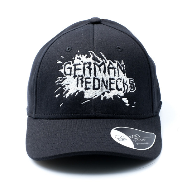 Curved Cap German Rednecks