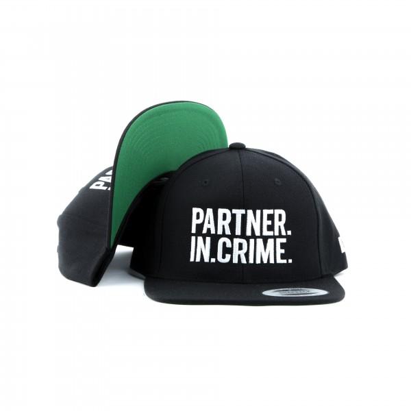 """Snapback """"PARTNER.IN.CRIME."""""""