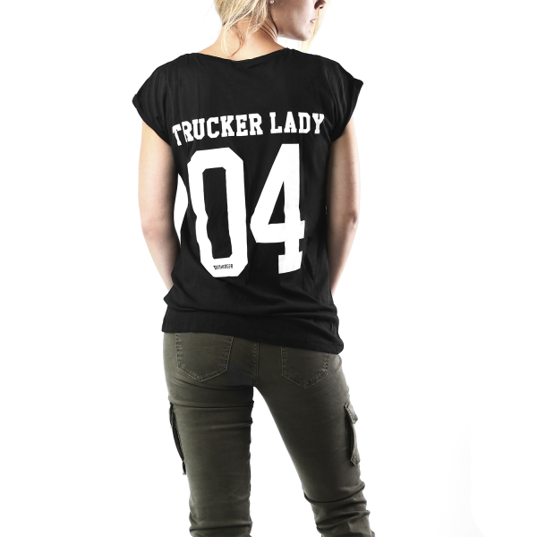 Shirt TRUCKER LADY Frauen