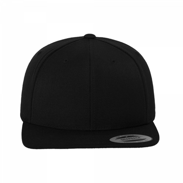 Flexfit KIDS Snapback 6089 - Black