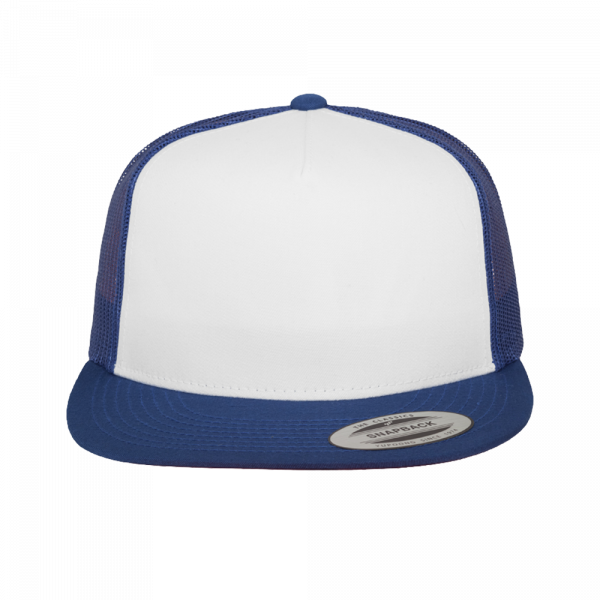 Flexfit Classic Trucker 6006W - Royal-White-Royal
