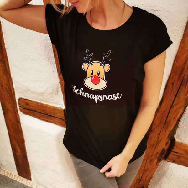 "Shirt ""SCHNAPSNASE"""