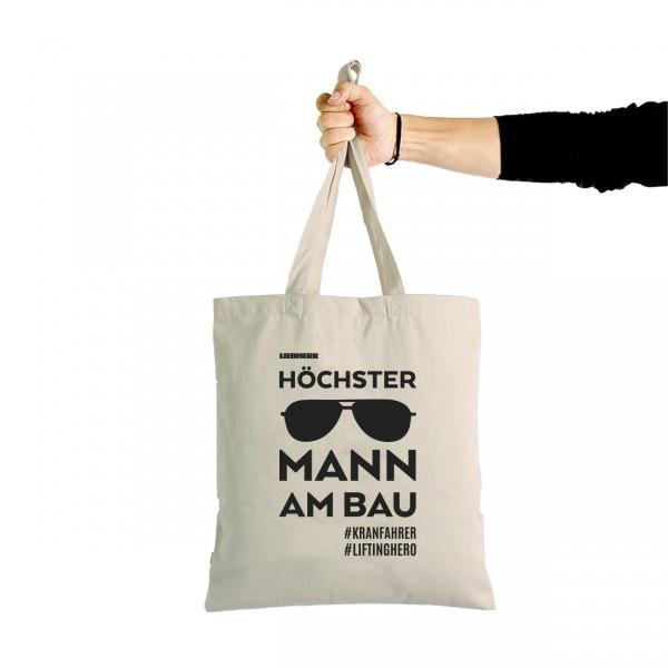 Jutebeutel HÖCHSTER MANN