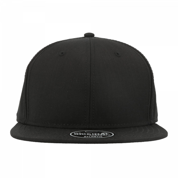 ATLANTIS Stage Snapback - Black