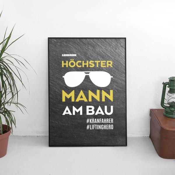 Motiv HÖCHSTER MANN