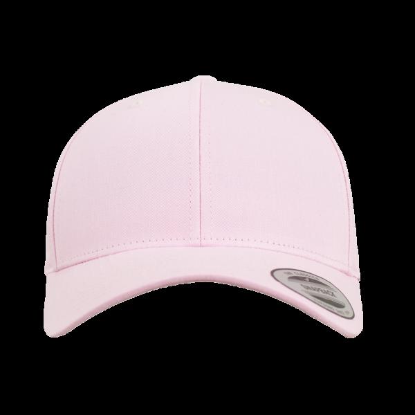 Flexfit Curved Classic Snapback 7706 - Pink