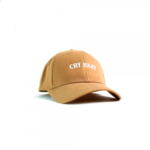 Curved Cap CRY BABY