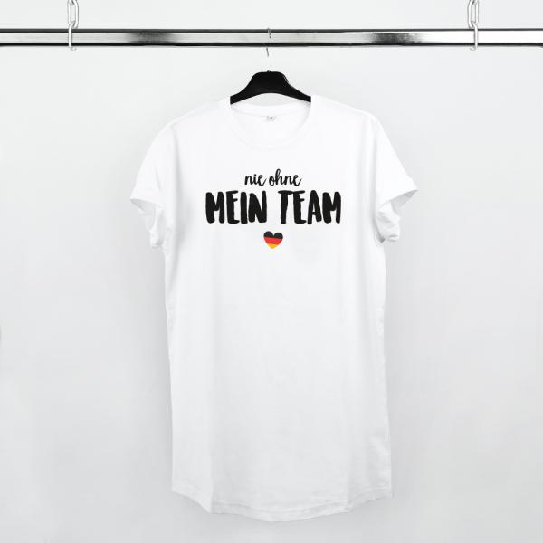 """Shirt """"MEIN TEAM"""" Männer"""
