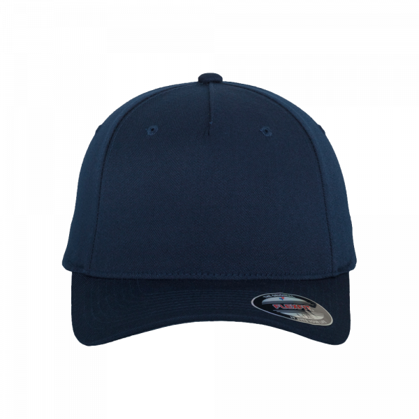 Flexfit 5 Panel Baseball Cap 6560 S/M - navy