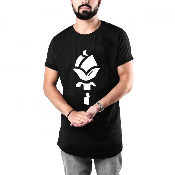 Shirt ROSE Männer Schwarz