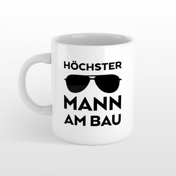 Tasse HÖCHSTER MANN