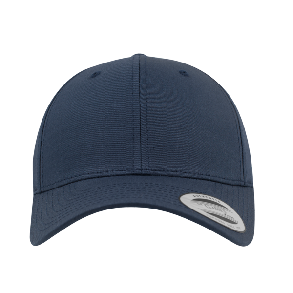 Flexfit Curved Classic Snapback 7706 - Navy