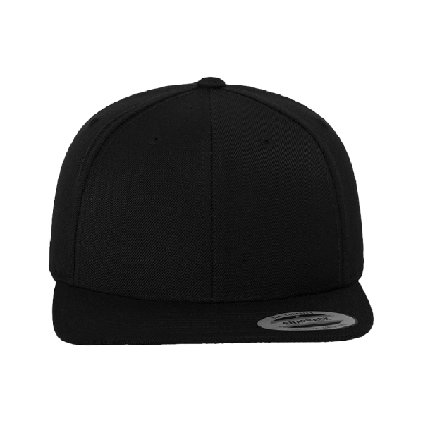Flexfit Classic Snapback 6089M - allover black