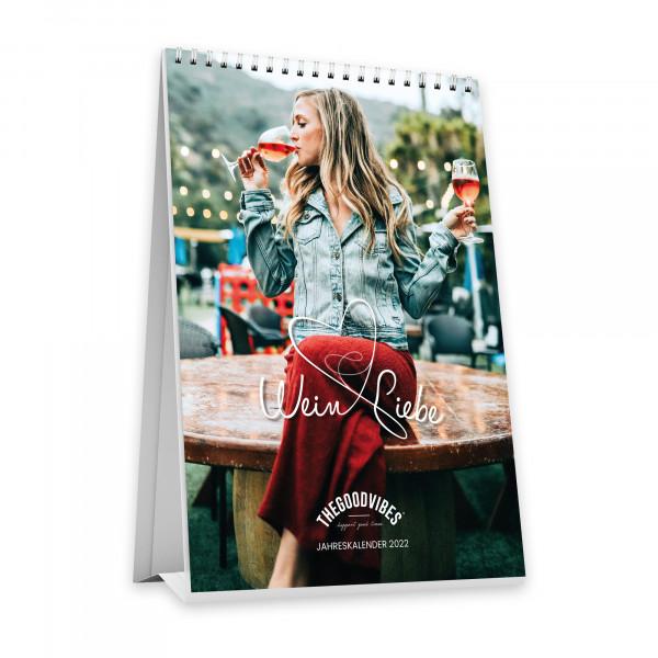 """Tischkalender 2022 """"WEIN & LIEBE"""""""