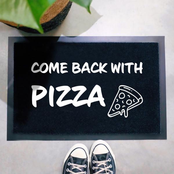 """Fußmatte """"PIZZA"""""""