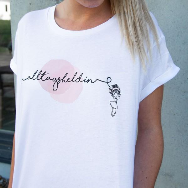 """Shirt """"ALLTAGSHELDIN"""""""