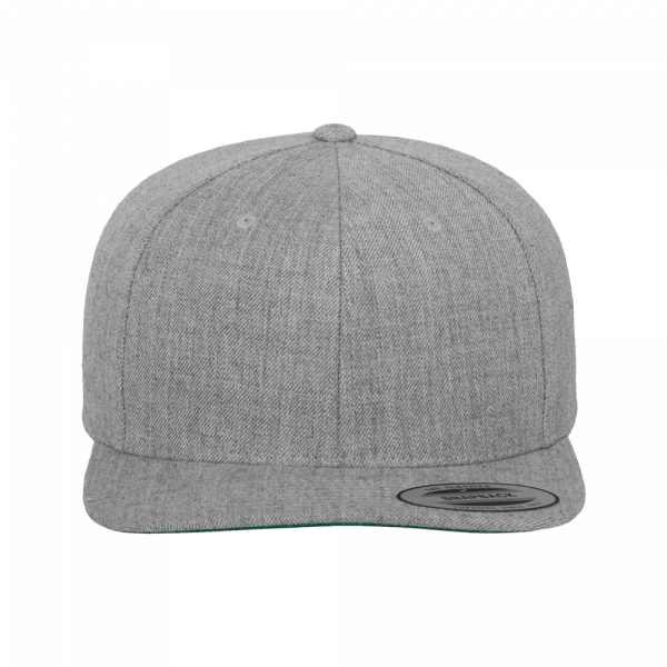 Flexfit KIDS Snapback 6089 - Heather Grey