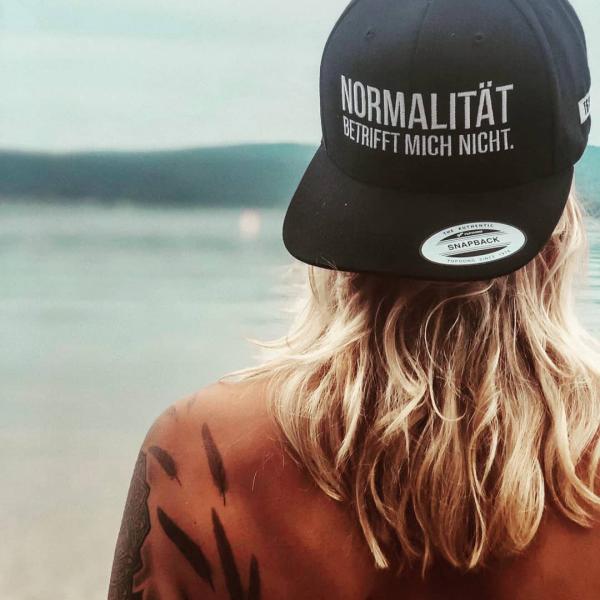 "Snapback ""NORMALITÄT"""