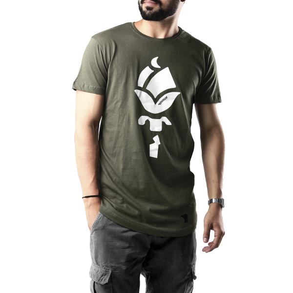 Shirt ROSE Männer Olive