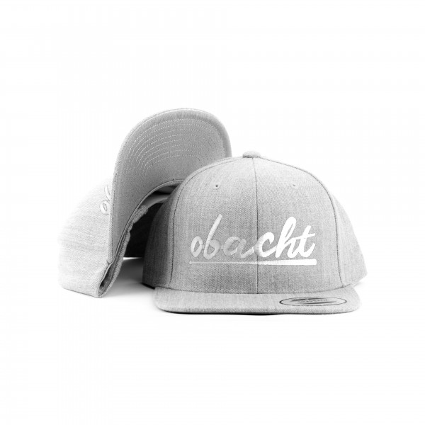 Snapback OBACHT All Heather