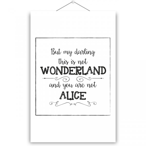 "Poster ""ALICE"""
