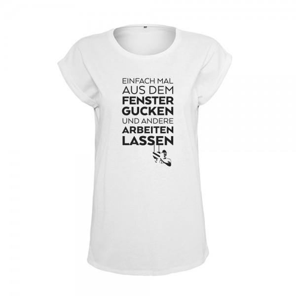 Shirt ANDERE ARBEITEN LASSEN Frauen