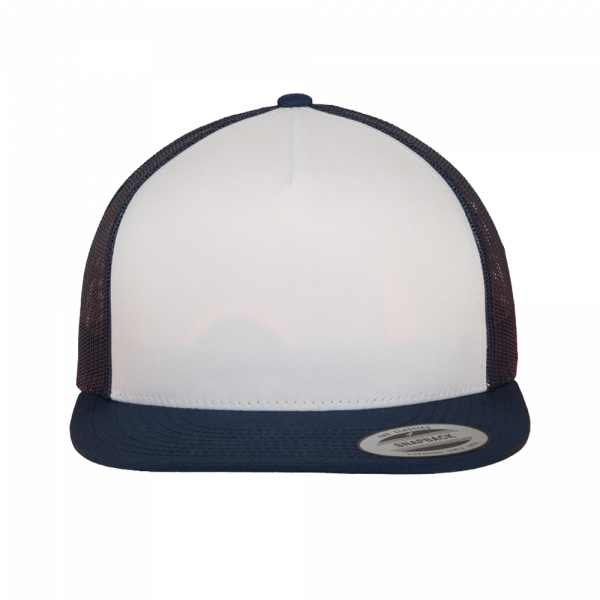 Flexfit Classic Trucker 6006W - Nay-White-Navy