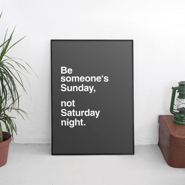 Motiv SUNDAY