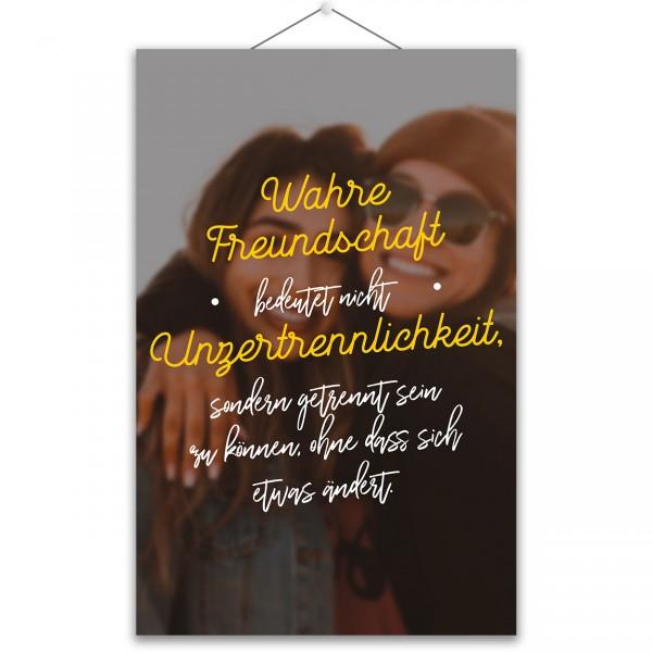 """Poster """"UNZERTRENNLICH"""""""